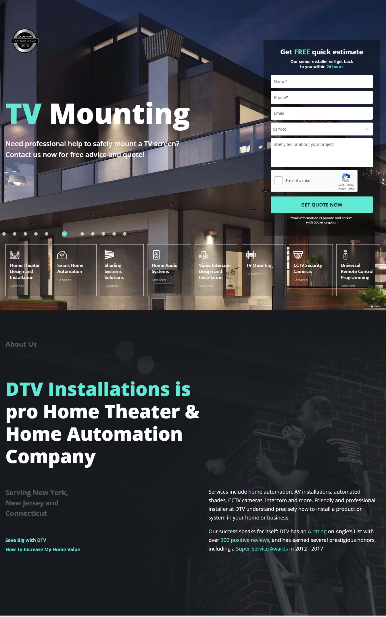 DTV Installations